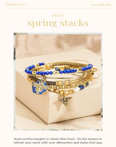 Your NEW spring stack is here ?