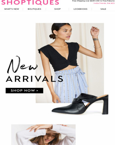 200+ New Arrivals are HERE