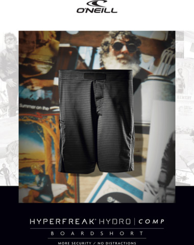 New Hydro Comp Boardshort