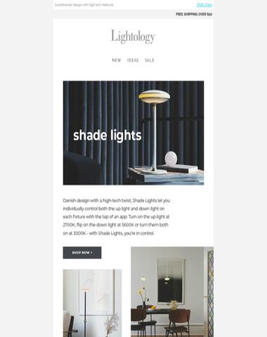 NEW Shade Lights