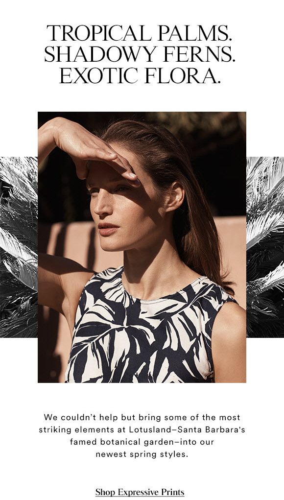 9d84a91f2 Ann Taylor - An Inside Look At Our Spring Collection