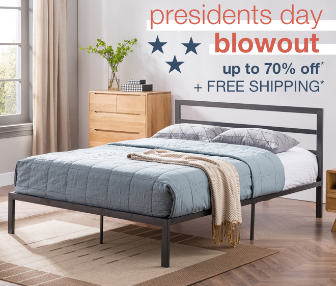 Presidents Day Blowout