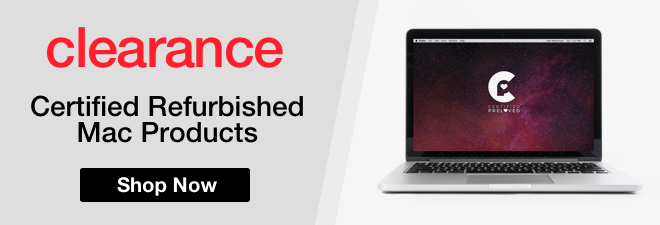 Certified Refurbished Mac Products Shop Now
