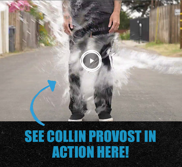 See Collin Provost in action here!