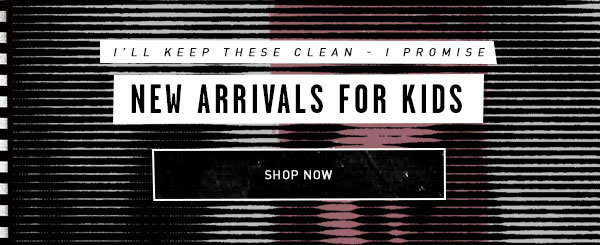 Shop Kids New Arrivals