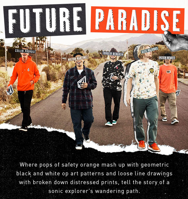 Future Paradise - Shop the Collection