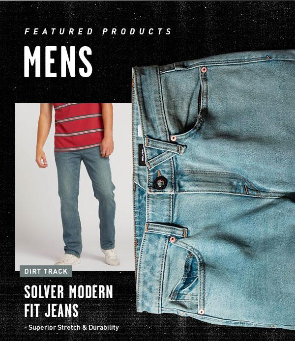 Solver Modern Fit Jeans