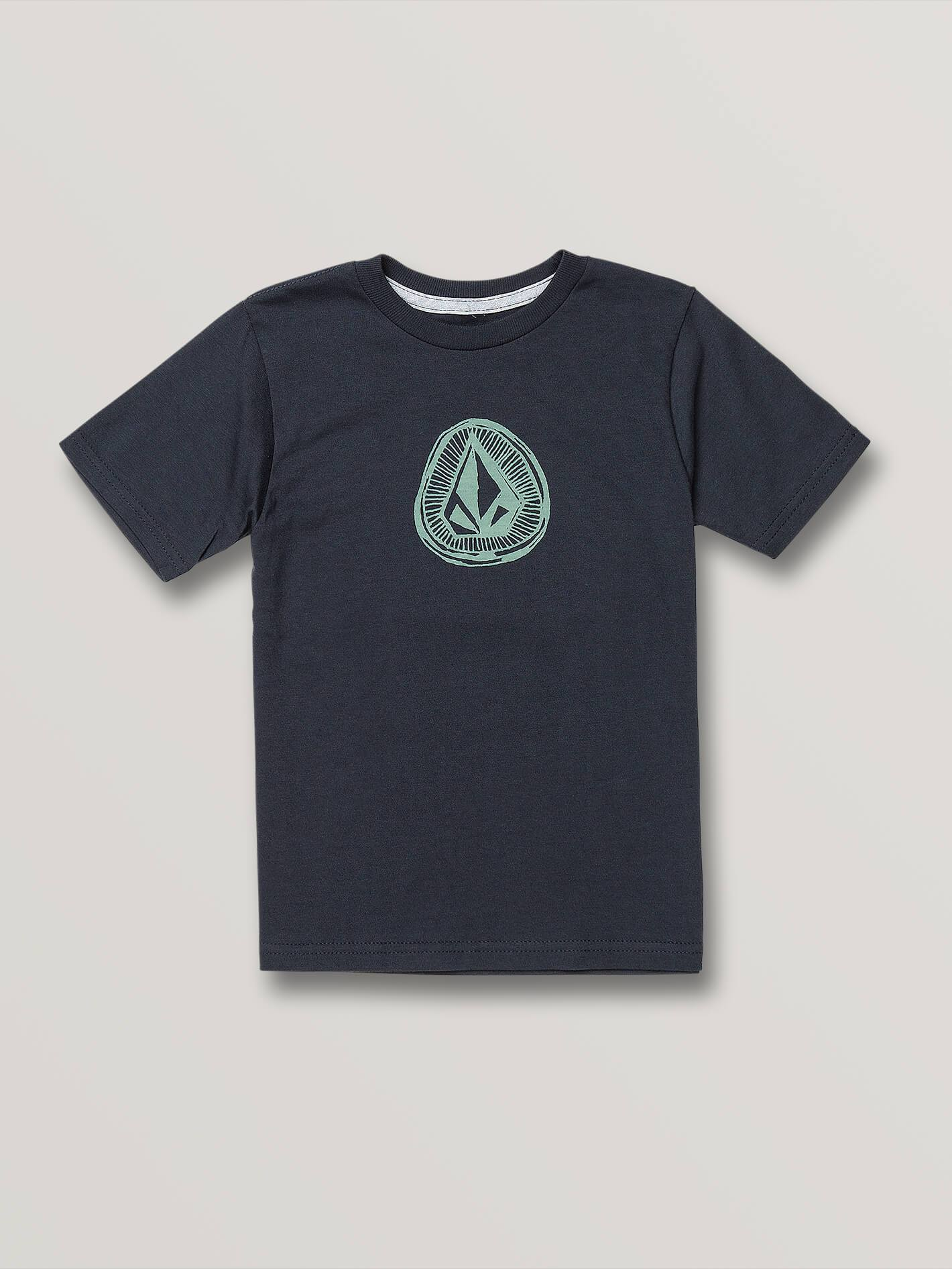 Little Boys Sub Stone Short Sleeve - Navy - NAVY / 7