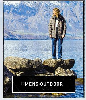 Mens Outdoor