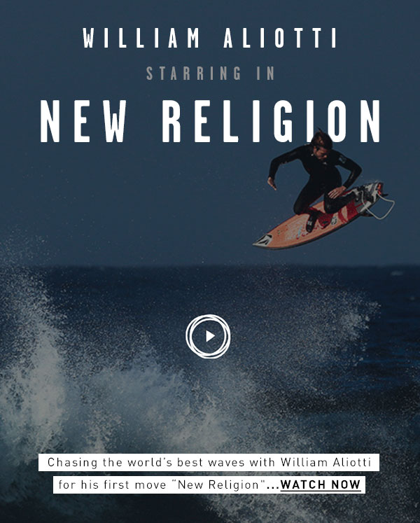 Check out Willaim Aliotti's first surf movie!