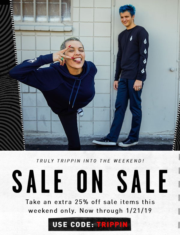 25% off sale