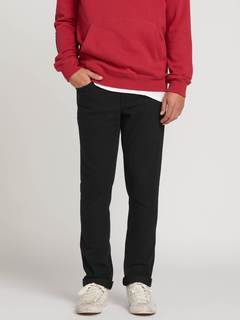 Vorta Slim Fit Jeans - Black Out - BLACKOUT / 30 / 34
