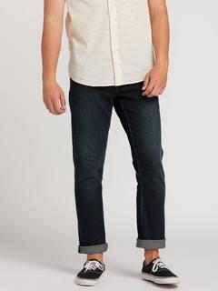 Vorta Slim Fit Jeans - Vintage Blue - VINTAGE BLUE / 33 / 34