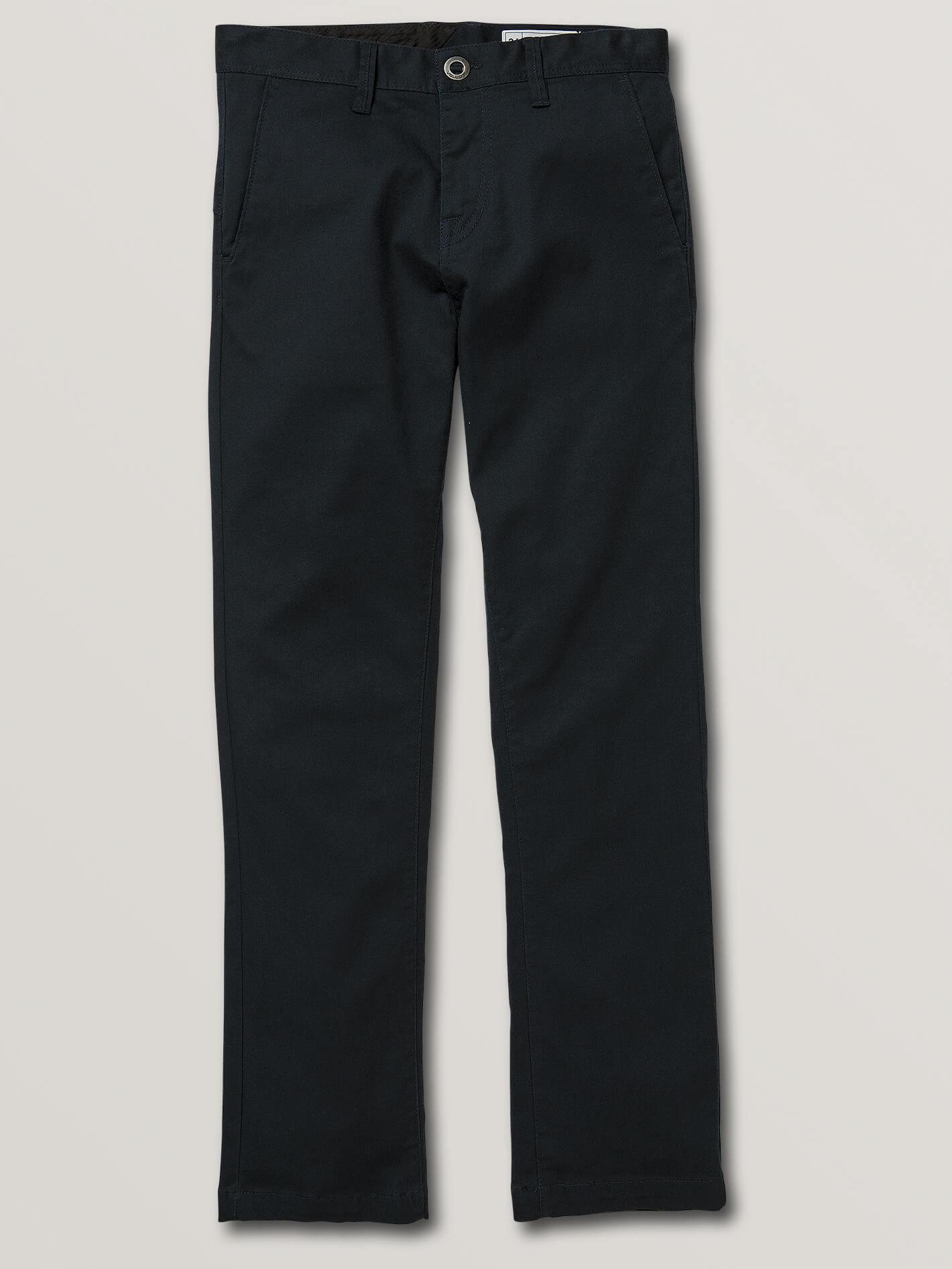 Big Boys Frickin Modern Stretch Chino Pants - Dark Navy - DARK NAVY / 27