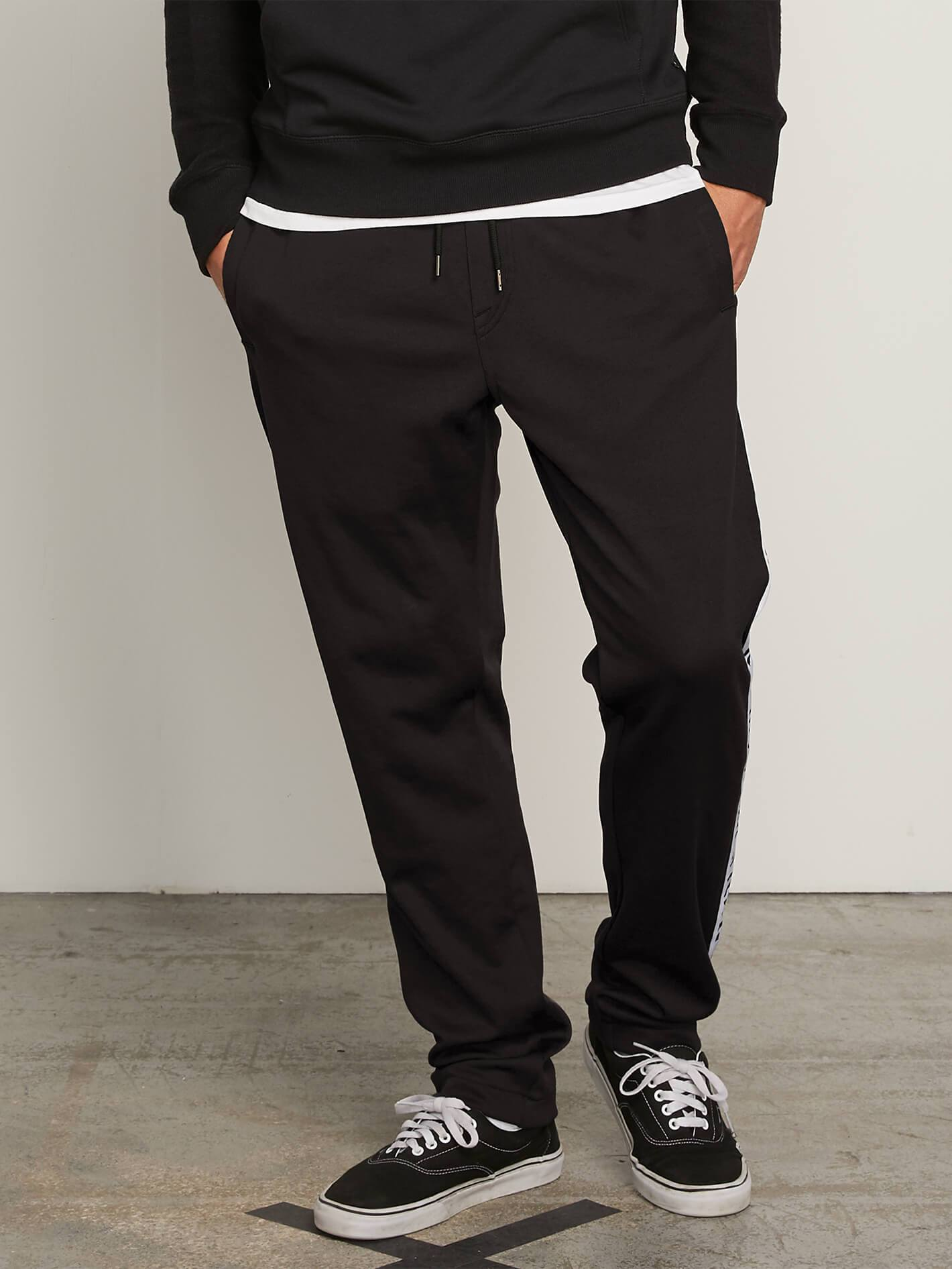 Album Track Pants - BLACK / S
