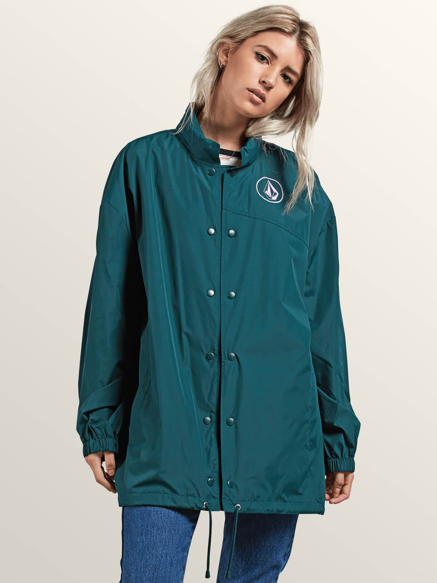 Volstratus Stone Jacket - EVERGREEN / OSFM