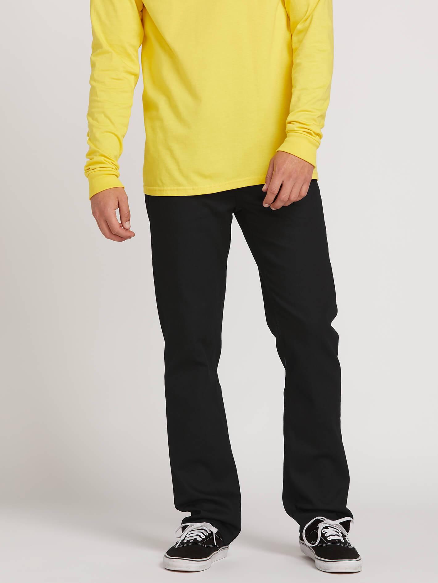 Solver Modern Fit Jeans - Black On Black - BLACK ON BLACK / 31 / 32