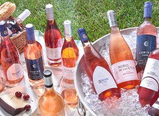 Exclusive Rosé Collection by Virgin Wines