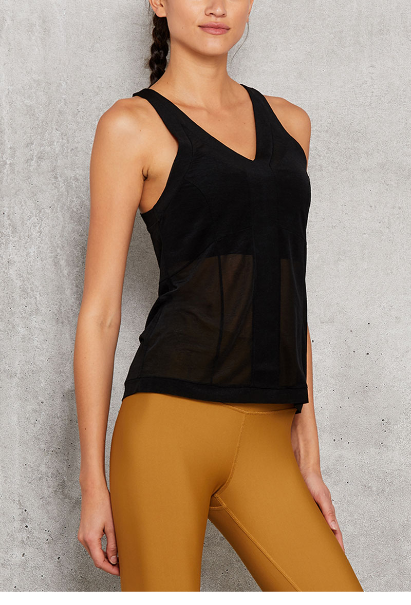 We love it with a matching bra & statement legging