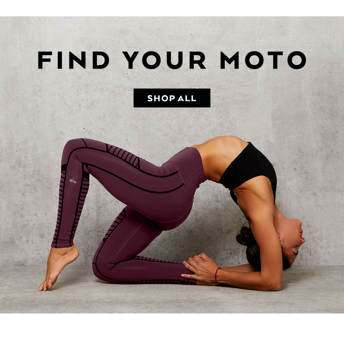 FIND YOUR MOTO. SHOP ALL