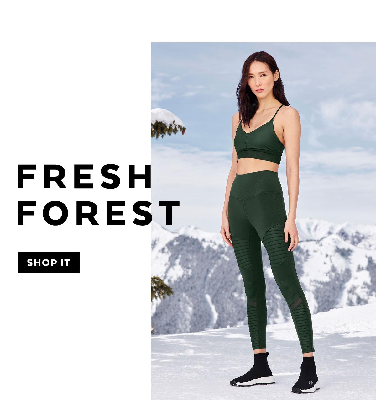 FRESH FOREST. SHOP IT