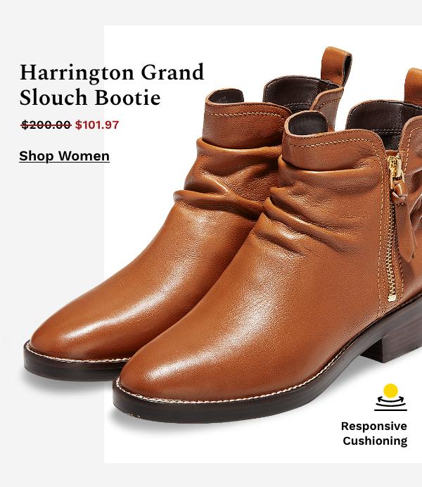 Harrington Grand Slouch Bootie
