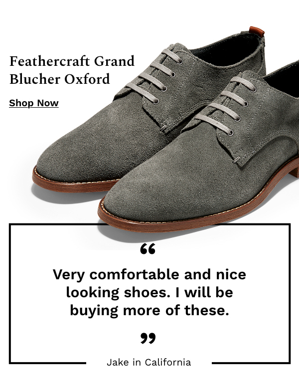 Customer Favorites | Shop Feathercraft Grand Blucher Oxford