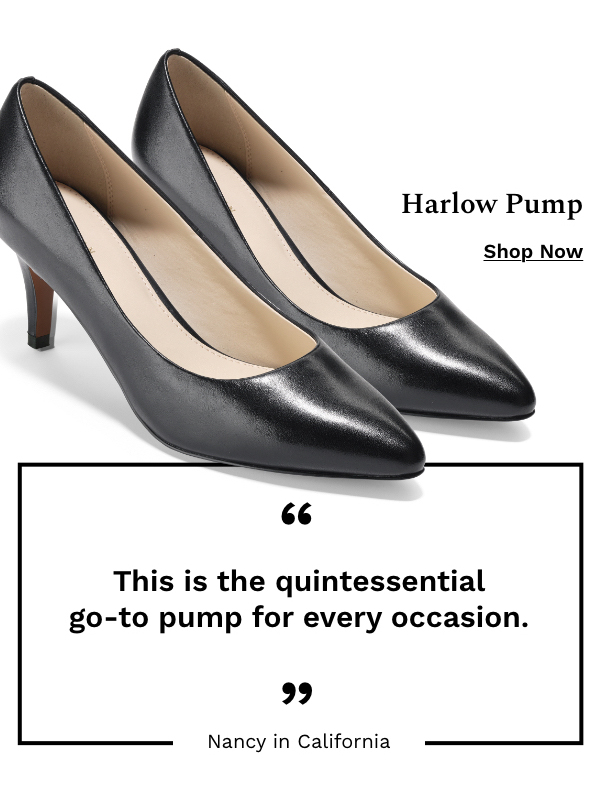 Customer Favorites | Shop Harlow Pump 65mm