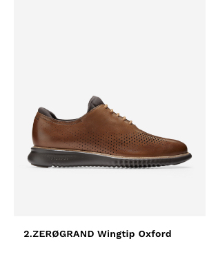Shop 2.ZG Wingtip Oxford in Brown