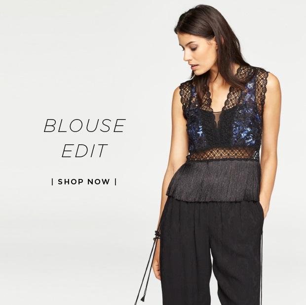 Blouse Edit