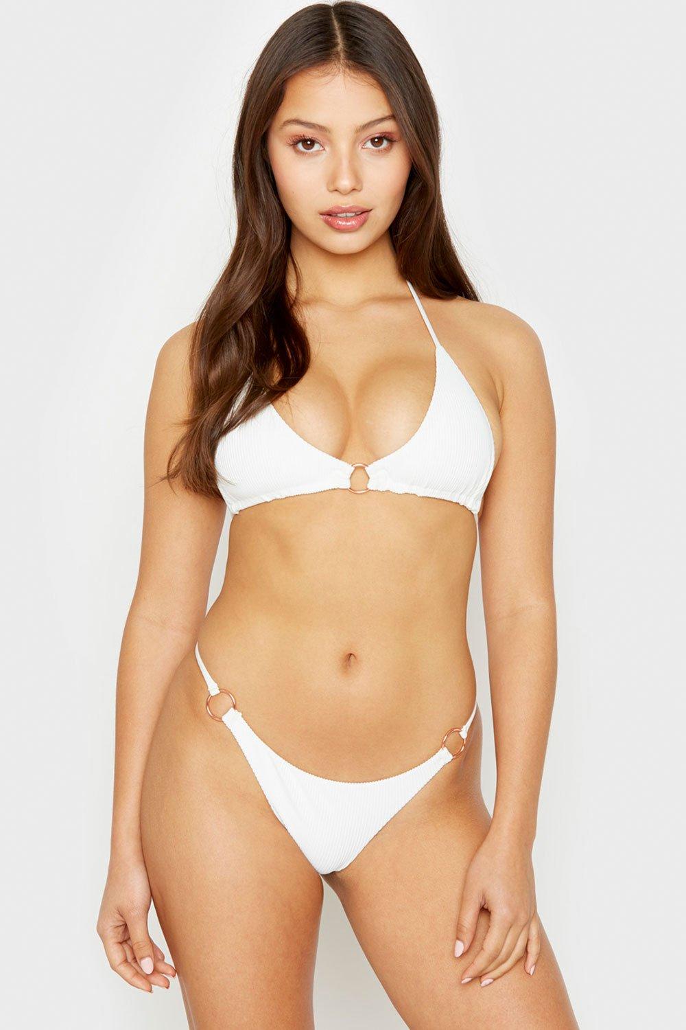 Image of Isabel Top - White