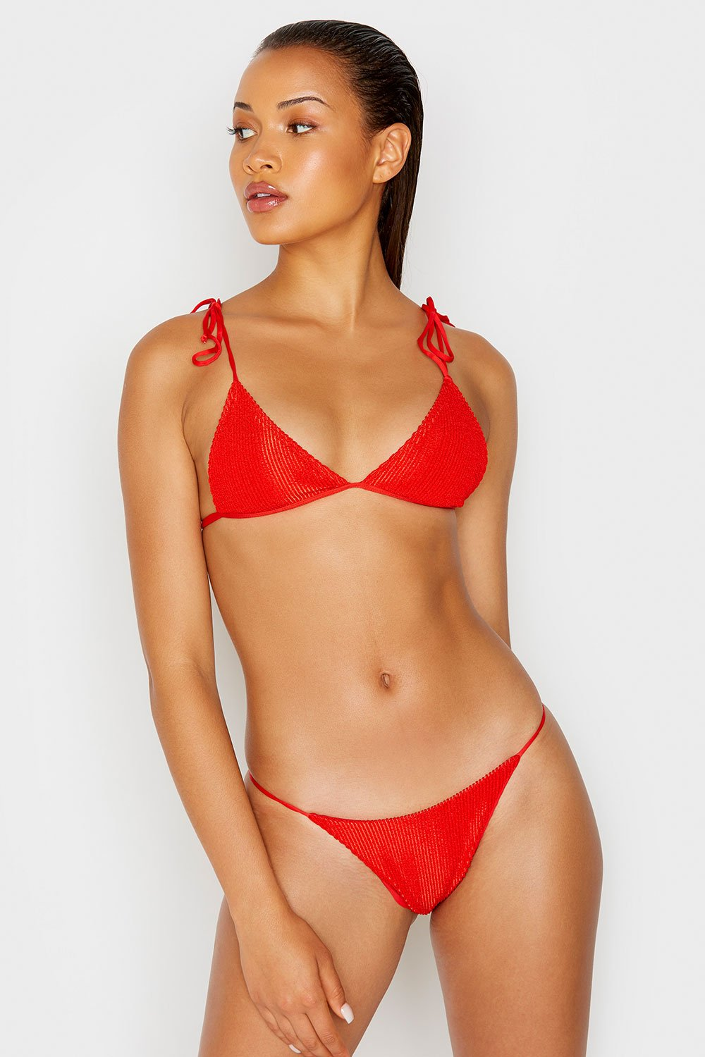 Image of Firefly Top - Red