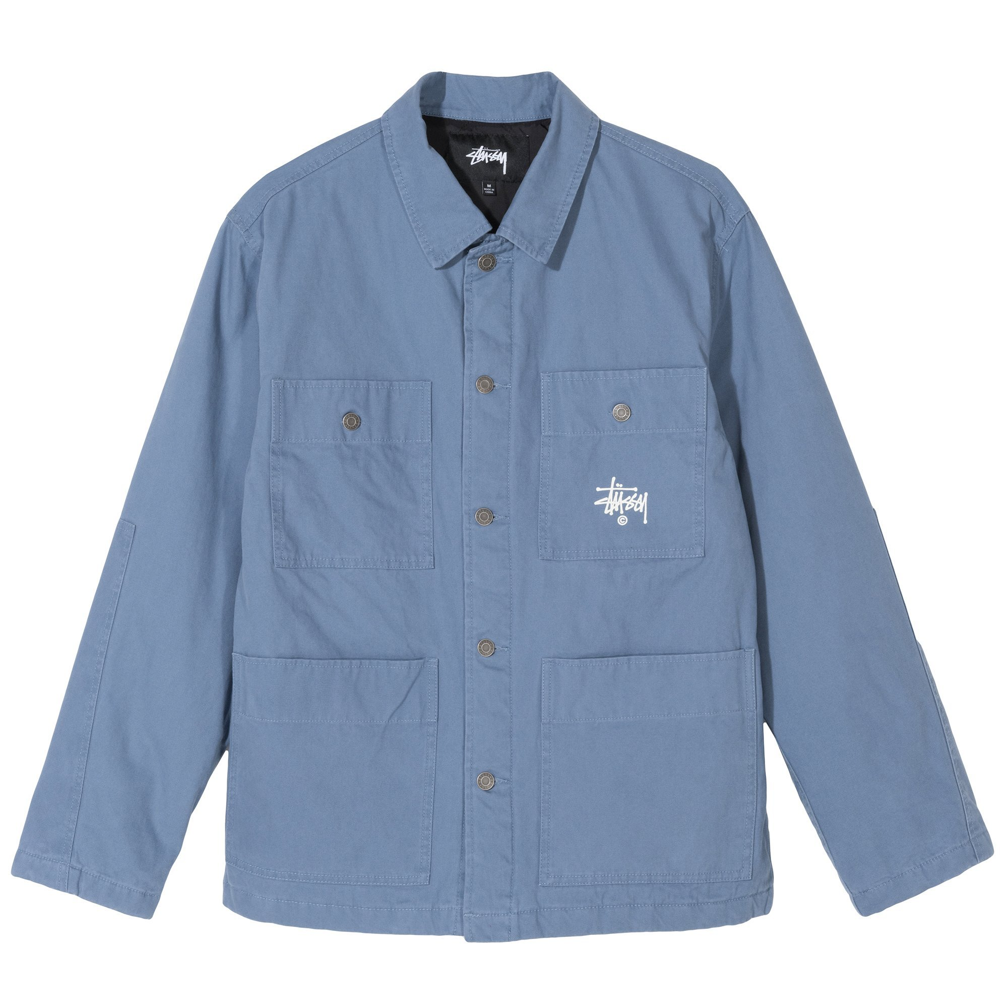 Image of QUILTED CHORE COAT