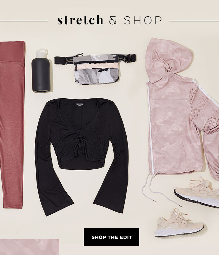 Stretch n Shop