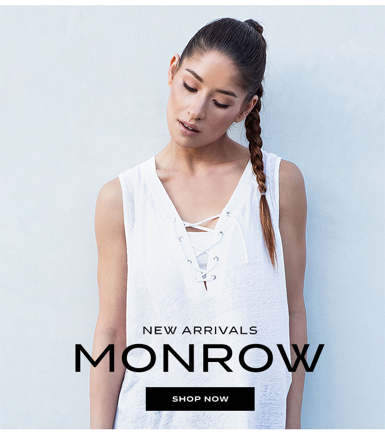 New styles from Monrow