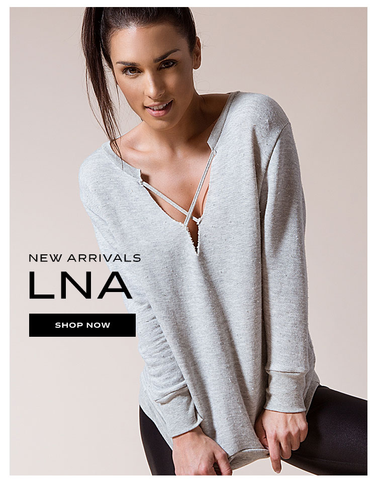 New on C38: LNA