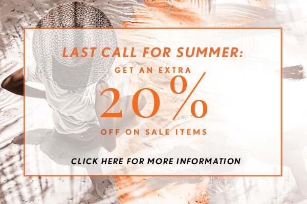 Extra 20% on Sale