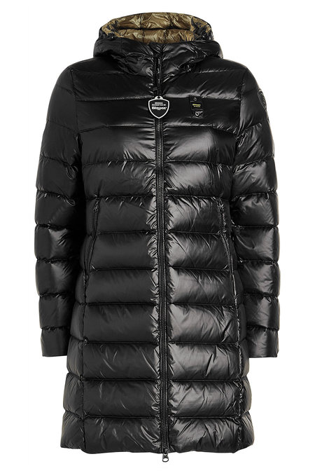 Impermeable Quilted Down Coat | BLAUER