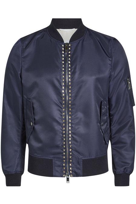Rockstud Unlimited Bomber Jacket | VALENTINO