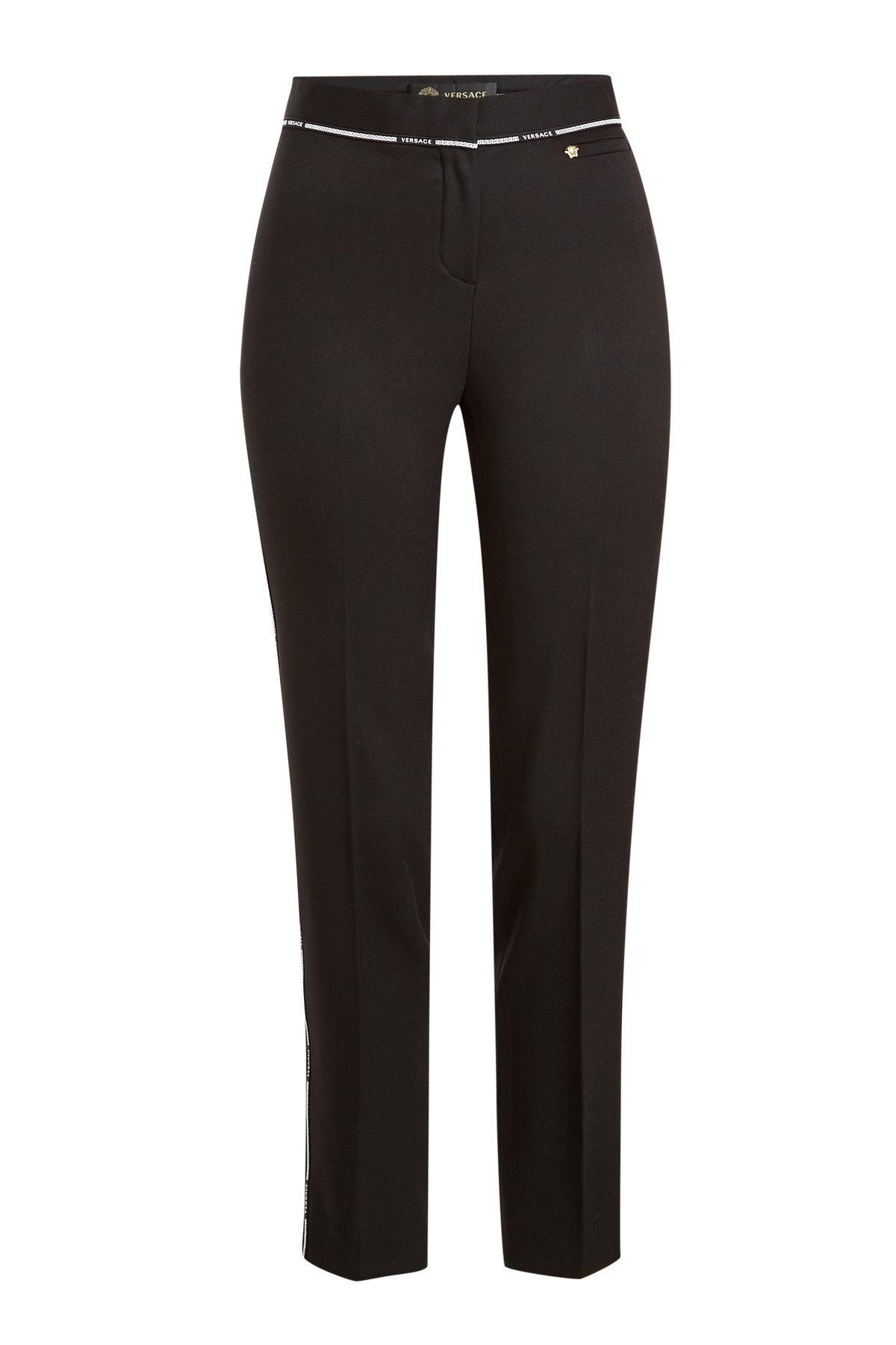 Tailored Wool Pants | VERSACE