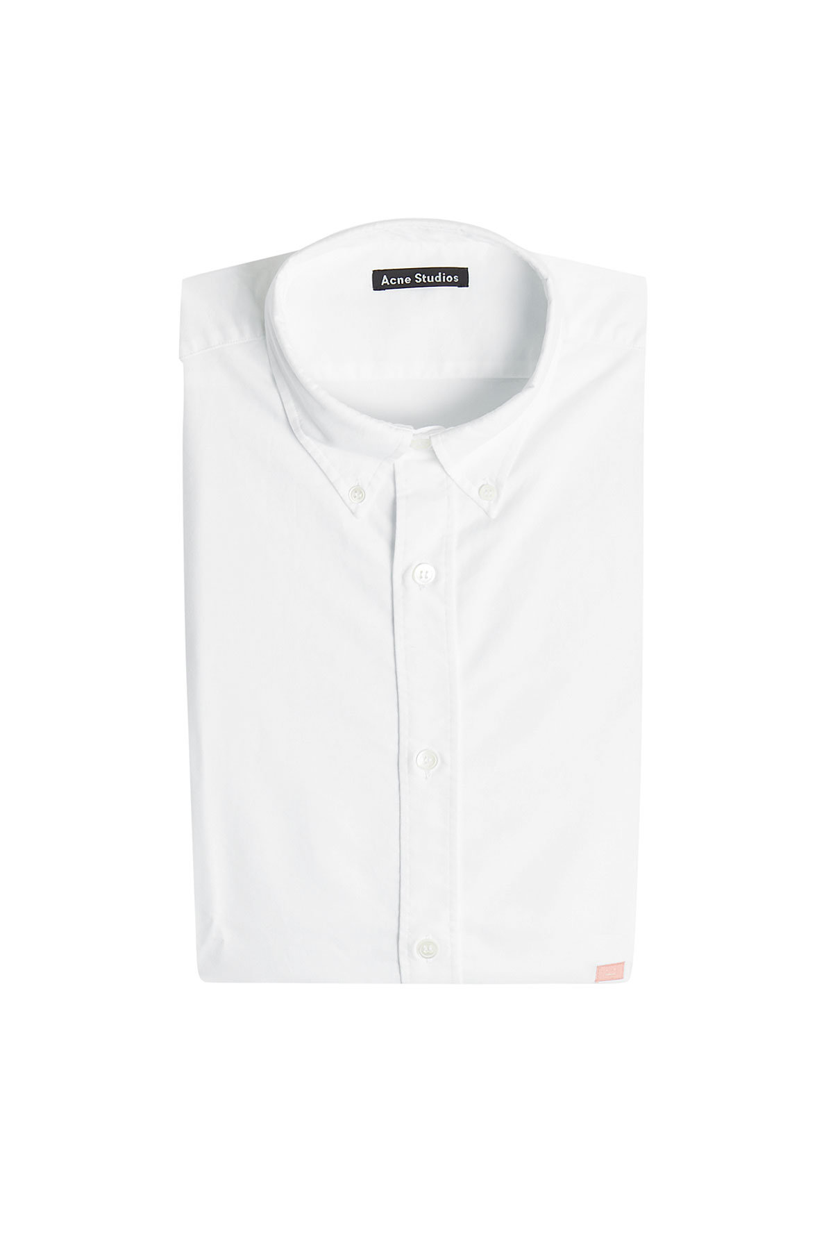 Ohio Face Cotton Shirt | ACNE STUDIOS