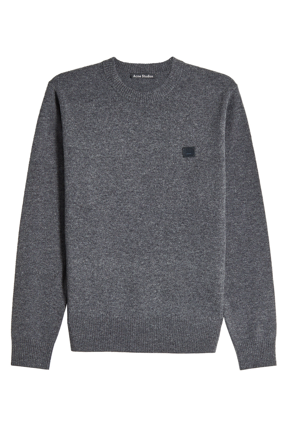 Nalon Face Wool Pullover | ACNE STUDIOS