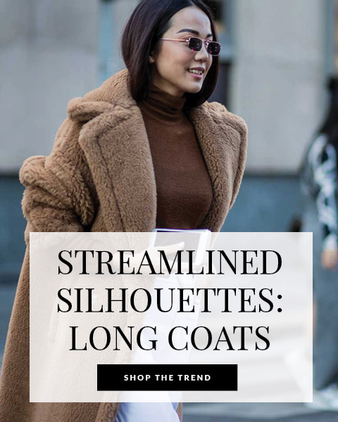 Knee Length Coats