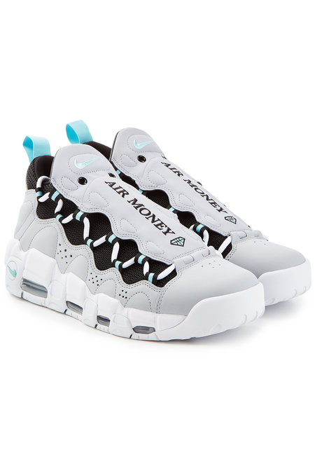 Air More Money Leather Sneakers | NIKE