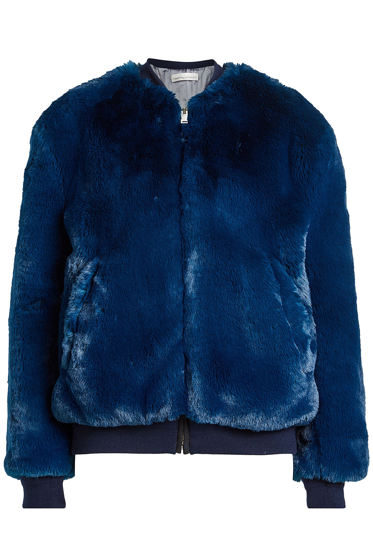 Faux Fur Jacket | GOLDEN GOOSE DELUXE BRAND