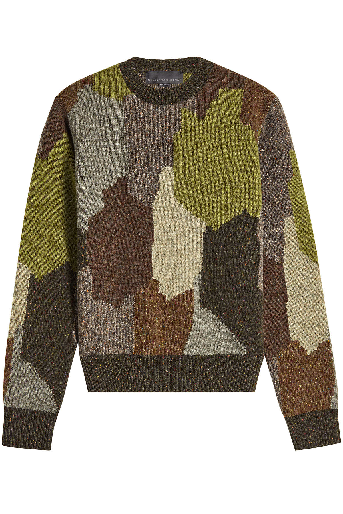 Virgin Wool Pullover | STELLA MCCARTNEY