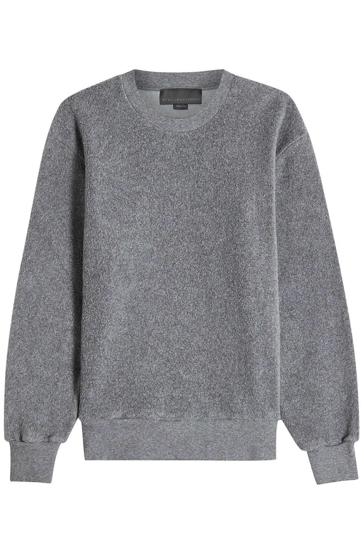 Ian Cotton Sweatshirt | STELLA MCCARTNEY