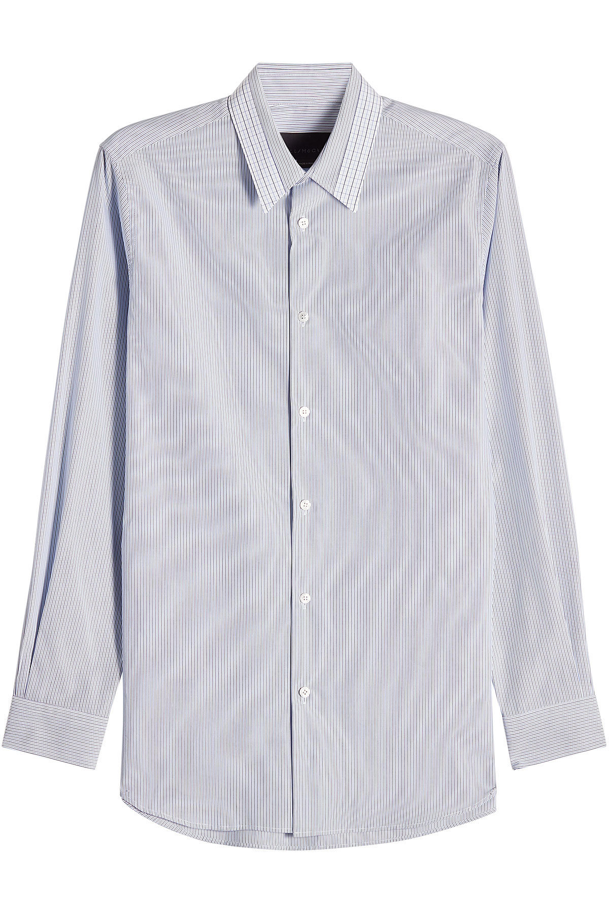 Robert Cotton Shirt | STELLA MCCARTNEY