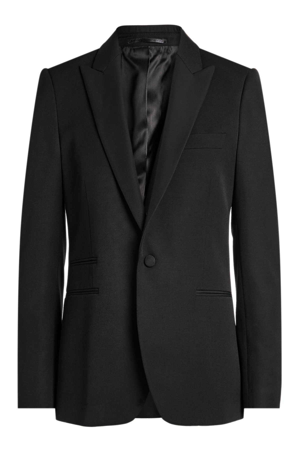 Tillman Peak Lapel Wool Jacket | STELLA MCCARTNEY