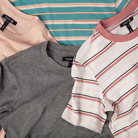 Women's Butter Blend T-shirts